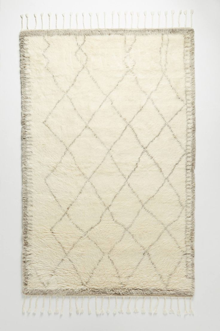 Hand-Knotted Pathway Rug | Anthropologie