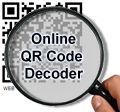 Online QR Code Decoder