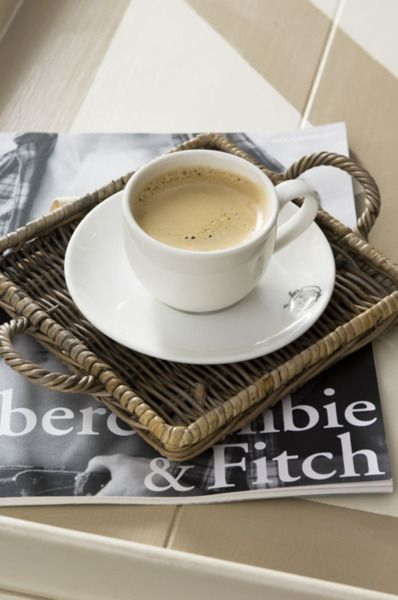 .: Coffeetime, Coffee Break, Riviera Home, Mini Tray, Home Riviera, Coffee Time, Tea