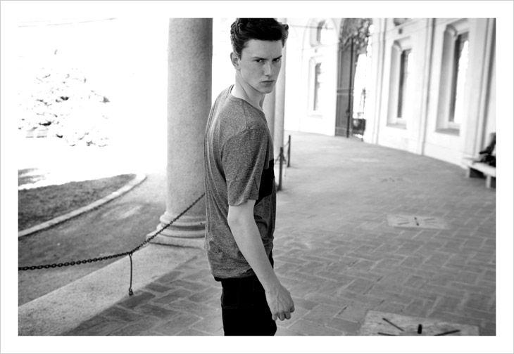 #fashion #editorial #model Jakob Christian by Maimouna Barry