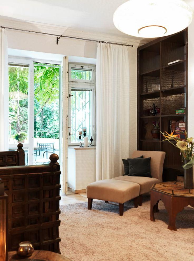 Open interior accesorized with a Zenza light.  #homedecor  #interior  #design  #zenza  #light