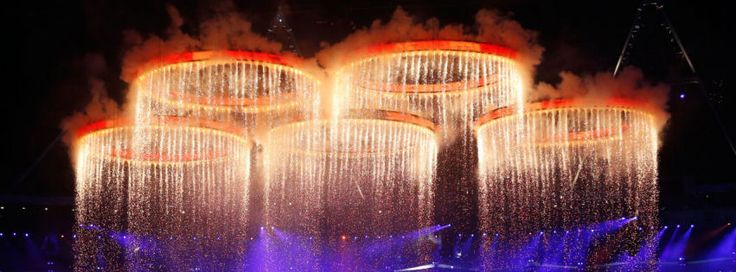 2012 London Olympics opening ceremony facebook cover