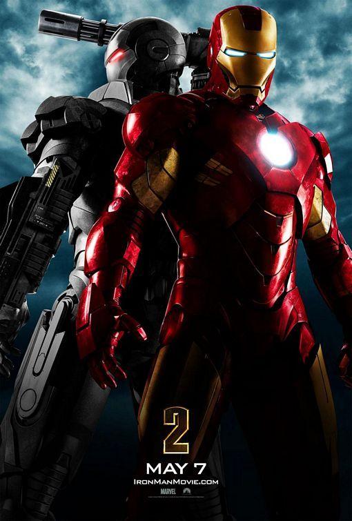 Iron man 2: Movie Posters, Irons, Movieposters, Iron Man, Favorite Movies, War Machine, Ironman, Superhero