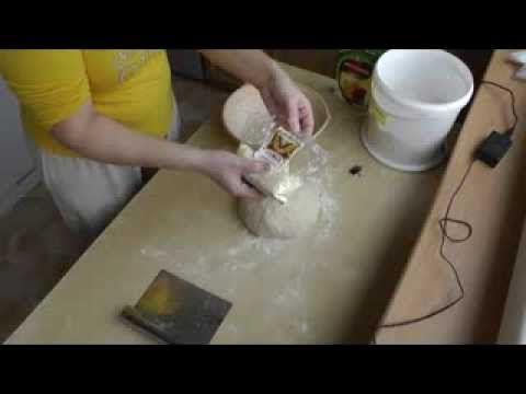 Kváskový chleba s podmáslím | Video recepty | Recepty