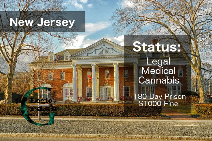 Check out the legal status of marijuana in New Jersey #marijuanalegalization #cannabiscommunity
