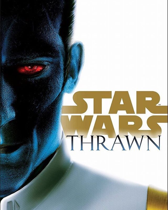 Loved Grand Admiral Thrawn in the Heir to the Empire series. Would be great to see him in a new Star Wars movie. #starwars #thrawn #timothyzahn
