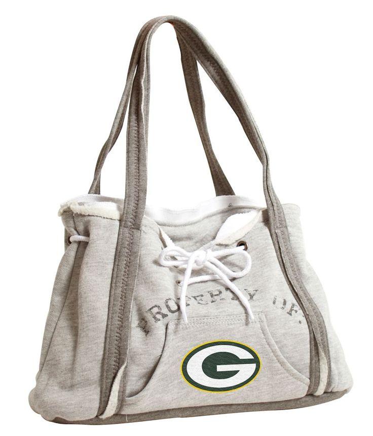 Green Bay Packers Hoodie Purse (backorder)