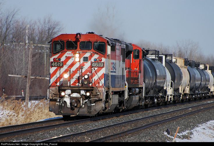 RailPictures.Net Photo: BCR 4619 BC Rail GE C44-9W (Dash 9 ...