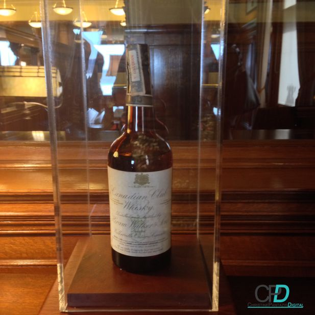 Canadian Club Whisky - History & Heritage :: #CanadianClub #Whisky #Windsor #Walkerville #History #Heritage #Prohibition #CC #LocalTourism #Travel #Local #SightSeeing #Historic #HiramWalker #BrandCenter #BlogPost