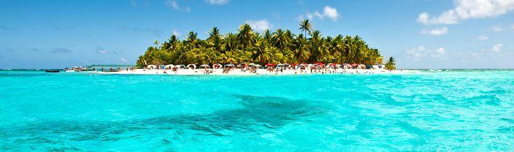 Ciudad de México – Isla San Andrés desde $3,113 pesos, vuelo redondo!!!