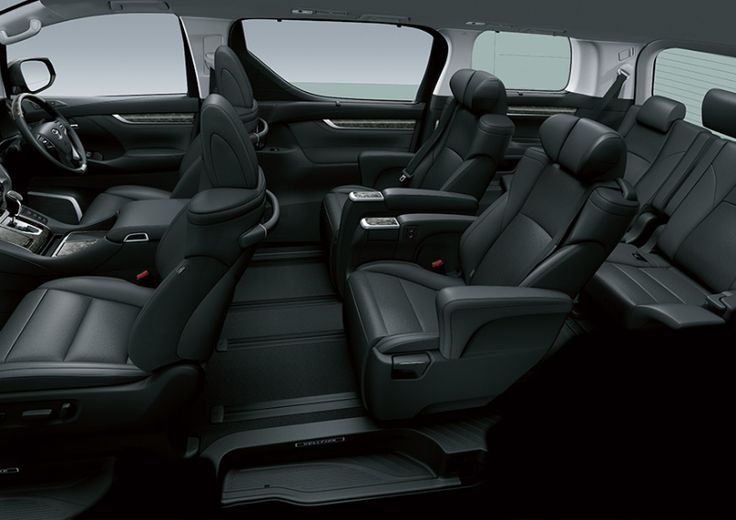 New Toyota VellFire 2.5G Interior 4