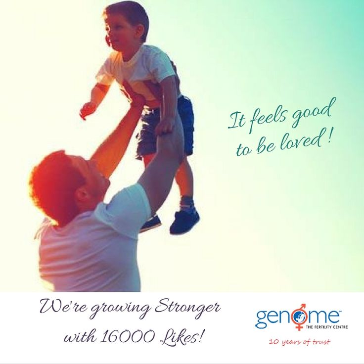GOOD NEWS Now we have over 16000 fans on Facebook. Thank you for the big support! Like us @ http://fb.com/lifeatgenome and help us reach even more friends to convey the #messageofhope