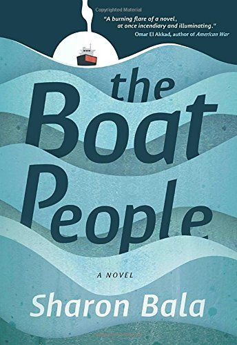 The Boat People by Sharon BalaBy the winner of The Journey Prize, and inspired by a real incident, The Boat People is a gripping and morally complex novel about a group of refugees who survive a perilous ocean voyage to reach Canada – only to face the threat of deportation and accusations of terrorism in their new land....