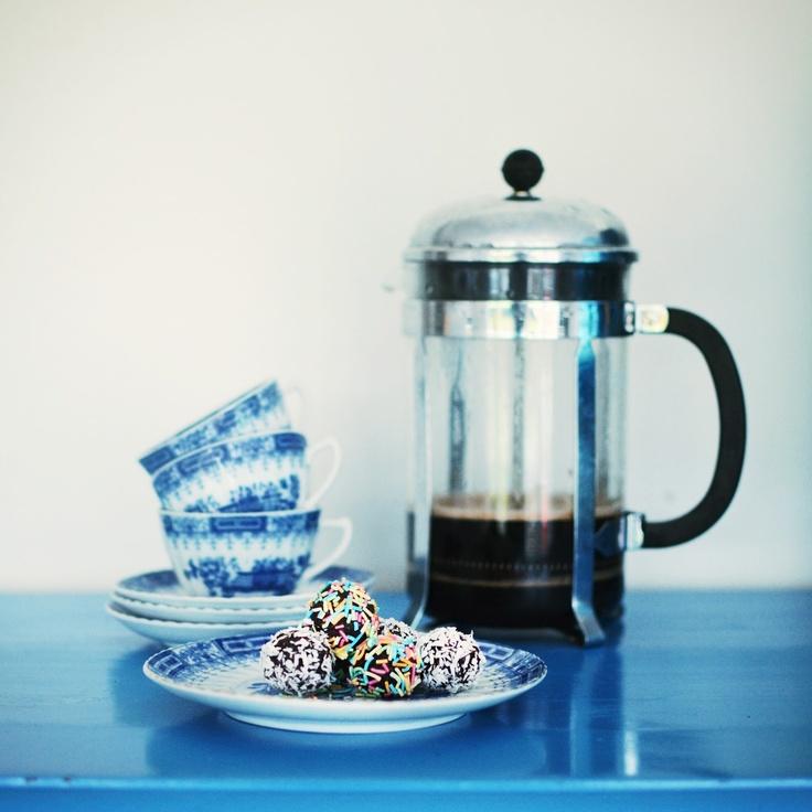 from the blog Krickelin French coffee, Coffee, Coffee break
