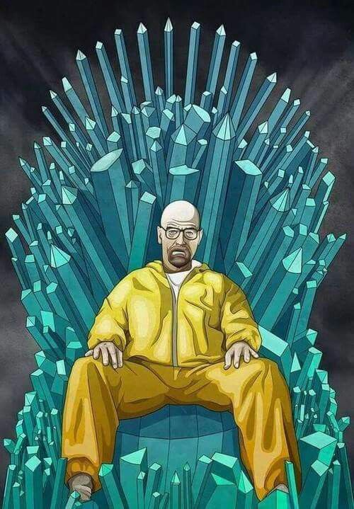 Walter White                                                                                                                                                      More