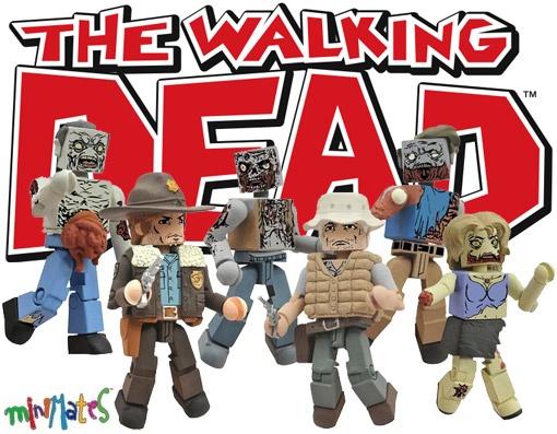 walking dead lego