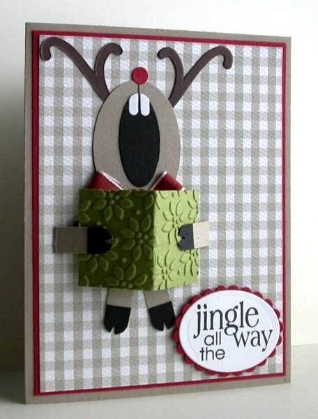 Creative DIY Christmas Card Ideas