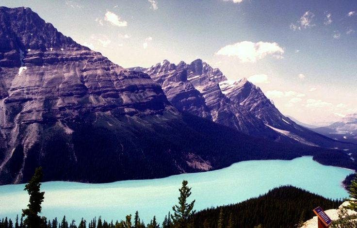 Awesome Peyto Lake Banff and also Peyto Lake And Lake Louise In Canada   Goventures.org