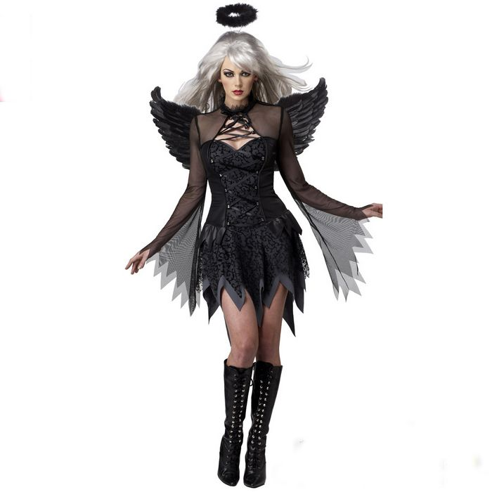 halloween costumes 2014 teens and kids vampires and wolves 2014 fallen angel halloween costume party - Wolf Halloween Costume Kids
