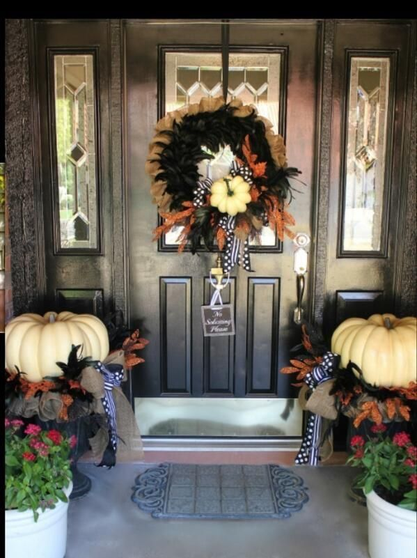 Pin by Janet Usher on Thanksgiving decorations Pinterest Fall