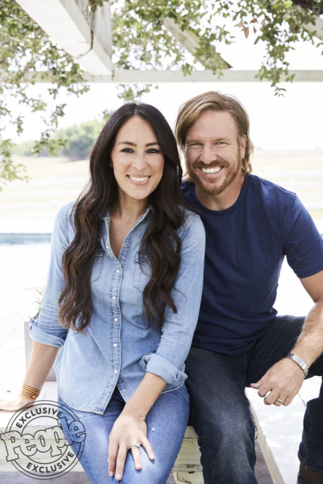 HGTV's Chip and Joanna Gaines: 'Nothing Has Come Easy — but We're Living Our Dream'