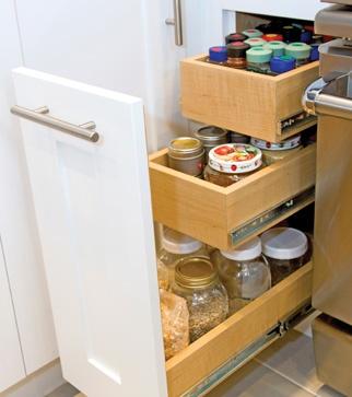 Une cuisine de rêve baignée de lumière | Les idées de ma maison © TVA Publications | Rodolf Noël #deco #cuisine #rangement