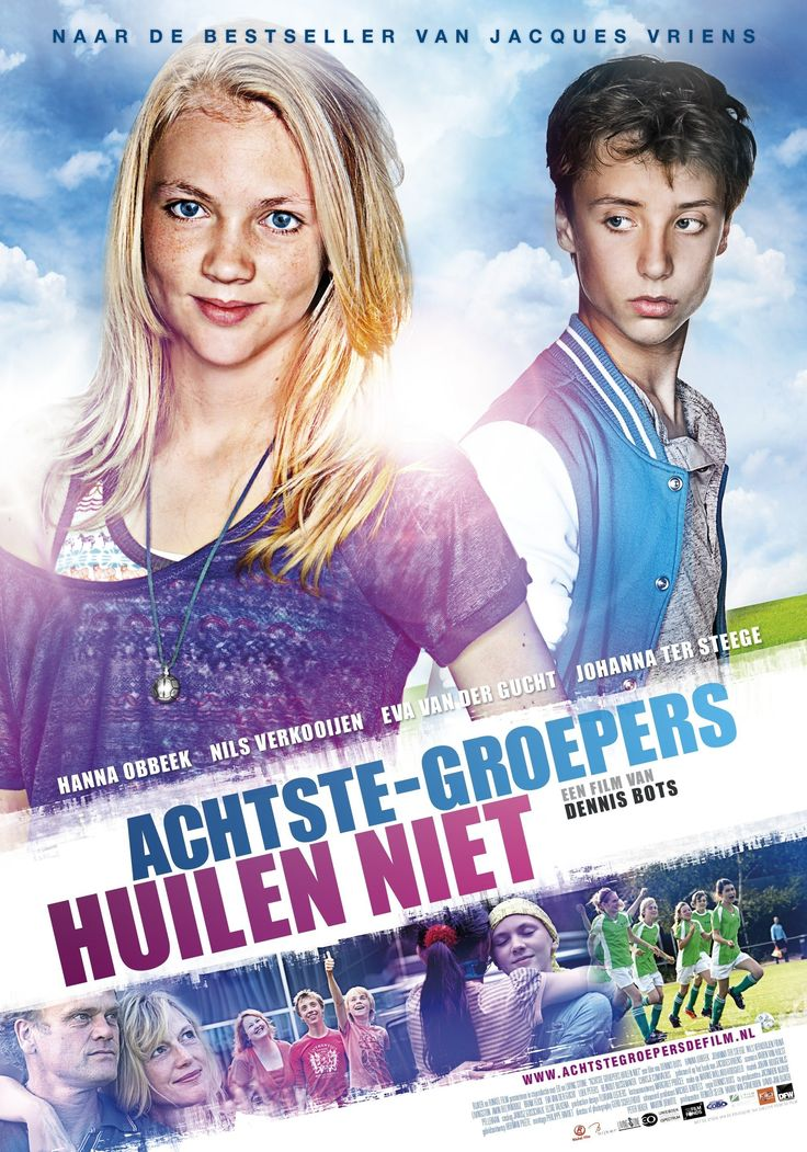 Achtste Groepers Huilen Niet (2012) // A Dutch film about a girl with cancer