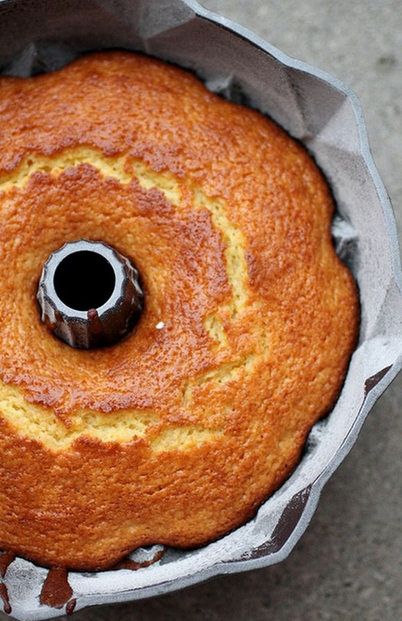 My mum's orange cake recipe, easiest cake ever and we always get rave reviews!