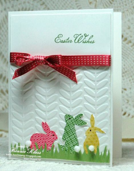 Ears to You by bon2stamp - Cards and Paper Crafts at Splitcoaststampers