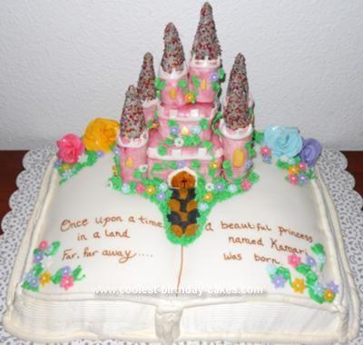 13 best Princess cake images on Pinterest Castle cakes Princess