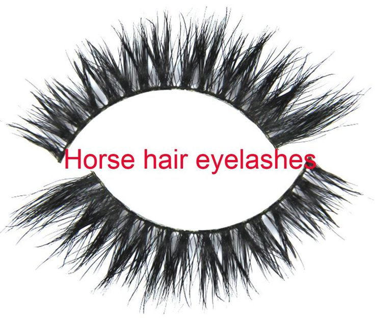 Wholesale Cheap Horse Hair Eyelashes Thick Horse Hair Eyelashes Online with $1.9/Pair on Ladyybeautyco's Store | DHgate.com