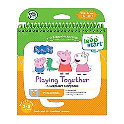 LeapFrog LeapStart Read and Play with Peppa Pig