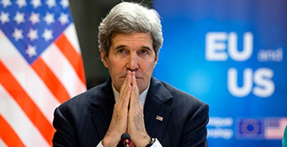 John Kerry says US Dollar may soon Collapse as World Reserve Currency   EUTimes.net