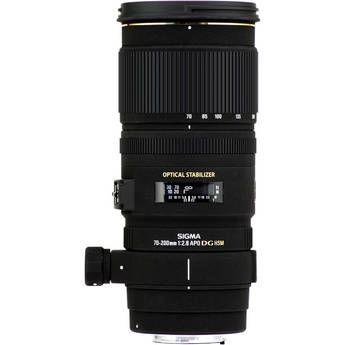 Sigma 70-200mm F2.8 OS HSM