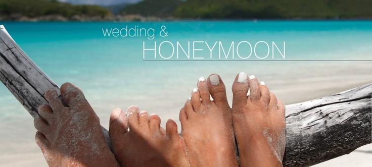 Wedding & Honeymoon specialists Travel Counsellors