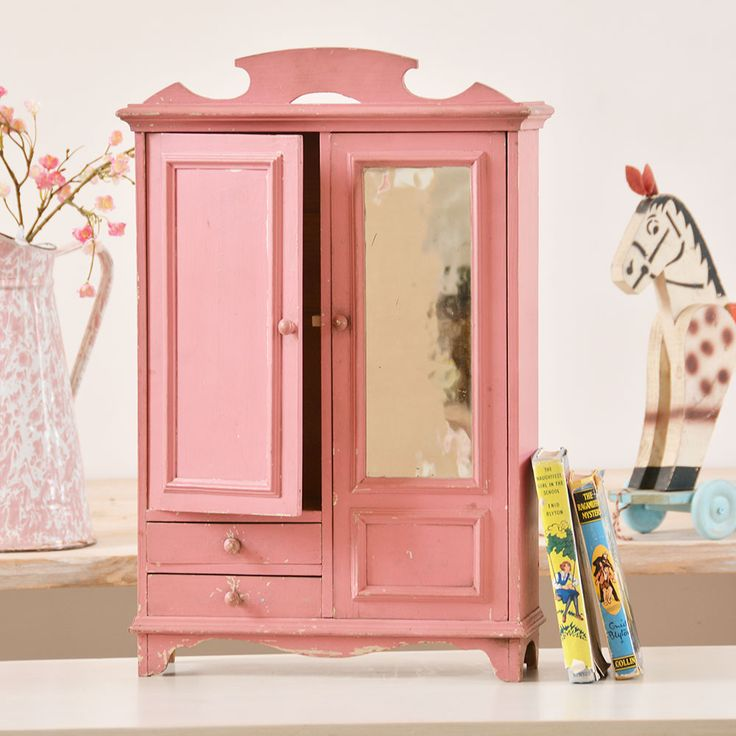 Chalk Paint For Kitchen Cabinets Uk: 274 Best Chalk Painted, Pink, Furniture Images On