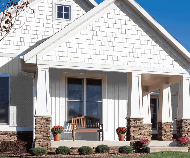 Georgia Pacific Vinyl Siding Products Board And Batten