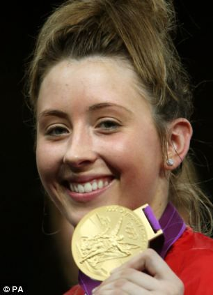 Jade Jones made Olympic history for Britain by winning gold in taekwondo and taking the number of golds won by the host nation to 25.