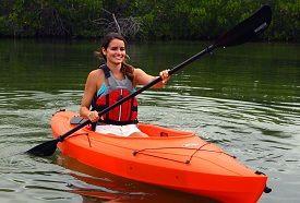 Advantages of sit inside vs sit on top kayaks family for Canoe vs kayak fishing