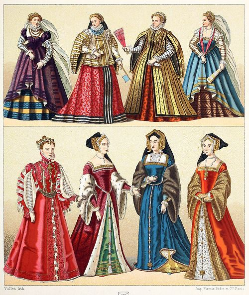 Seventeenth-Century Clothing
