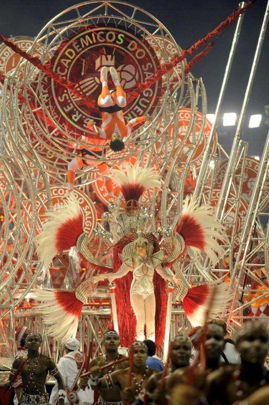fête nationale au brésil