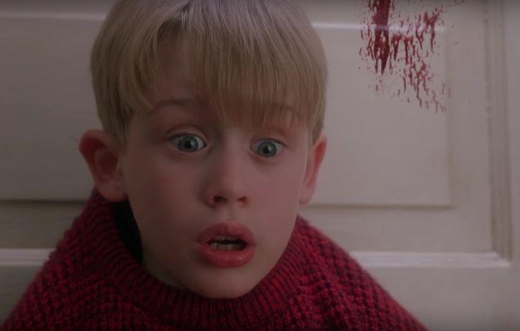 ¿Que te parece ver algunas escenas de esta inocente película con un poco de realismo?