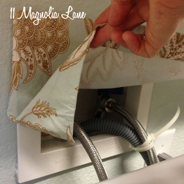Laundry seems to be one of those never ending chores. Since we spend so much time in the laundry room there is no reason not to m...