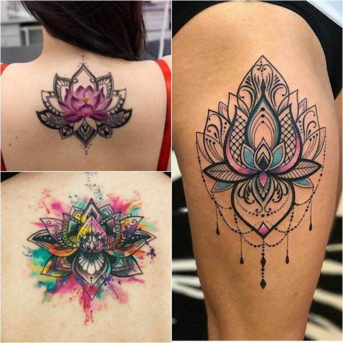 Lotus Flower Tattoo Female Lotus Tattoos Designs With Meaning Lotus Tattoo Design Lotus Flower Tattoo Design Lotus Tattoo Meaning