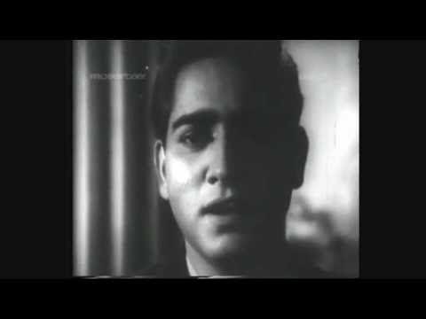 NA JAANE KAHAN KHO GAYA WOH ZAMANA - Mukesh - BEGAANA (1963) - YouTube