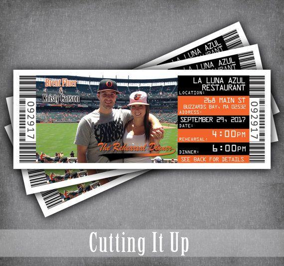 The 25+ best Orioles tickets ideas on Pinterest Baltimore - dinner ticket template
