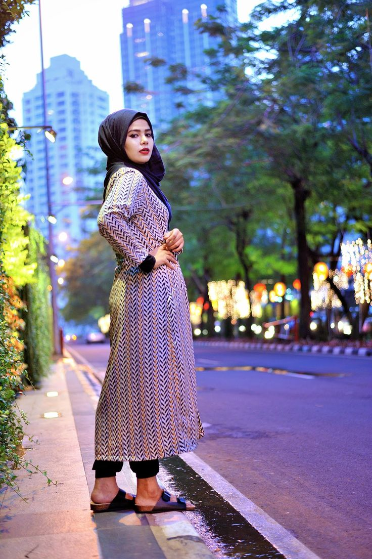 URBAN DAILY NONIZAKIAH: A COMFY WAY
