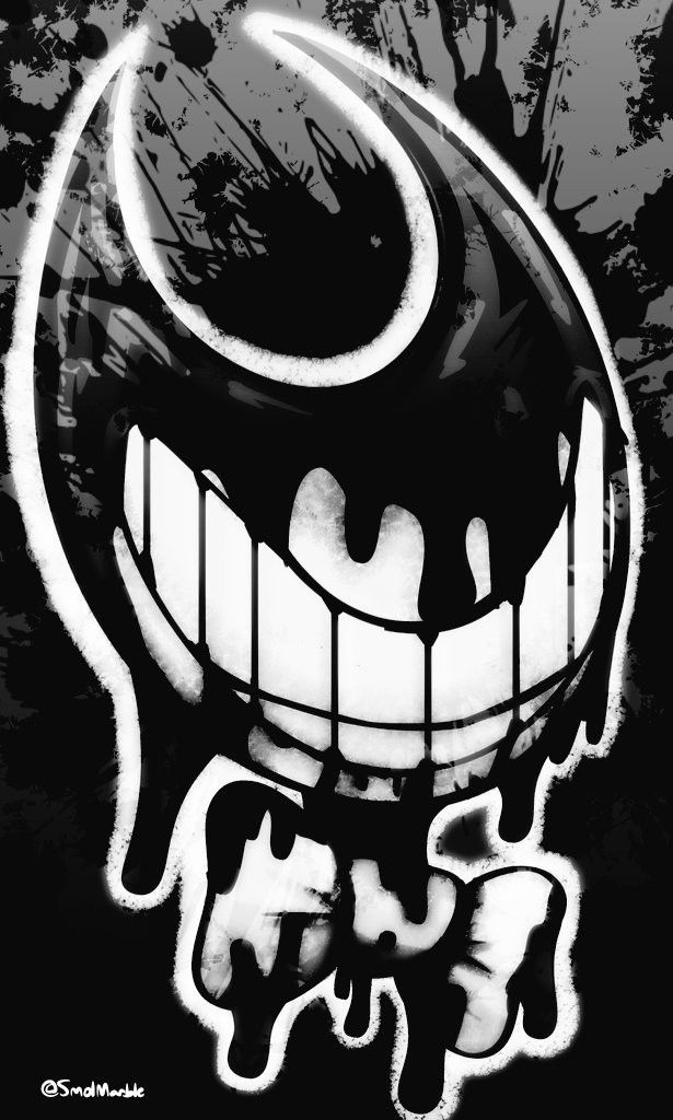 Pin By Nini2323 On Bendy Bendy The Ink Machine Drawings Art