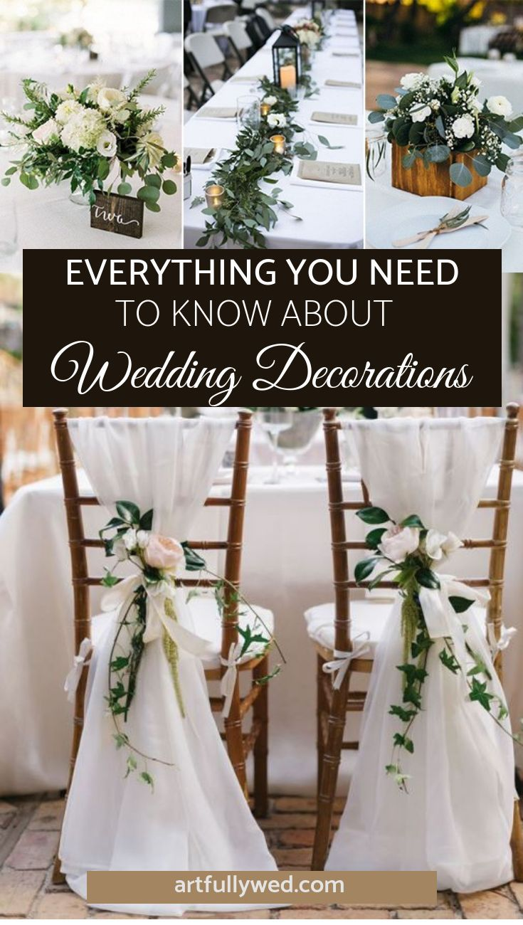 Guide Wedding Decorations Everything You Need To Know Wedding Decorations Diy Your Wedding Beautiful Wedding Decorations