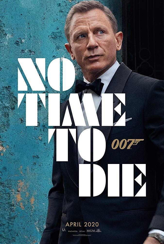 No Time To Die James Bond New Trailer And Character Posters Updatedpost Jamesbond Video Posters Bond Movies James Bond Movie Posters James Bond Movies